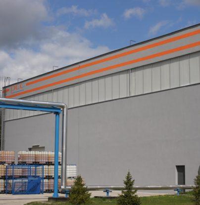 Budynek magazynowo-produkcyjny PCC Therm