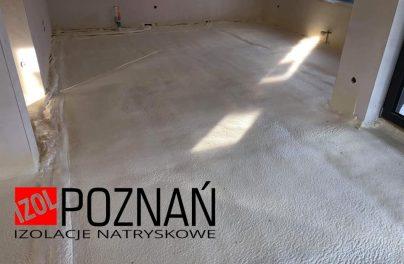 Izol Poznań - Poznań piana pod posadzkę