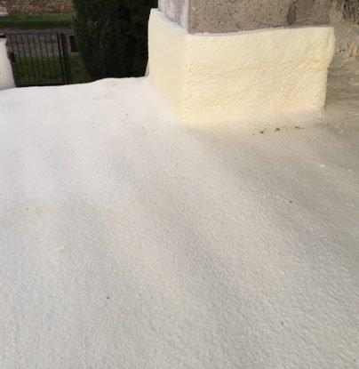 Izolacja dachu płaskiego tarasu
